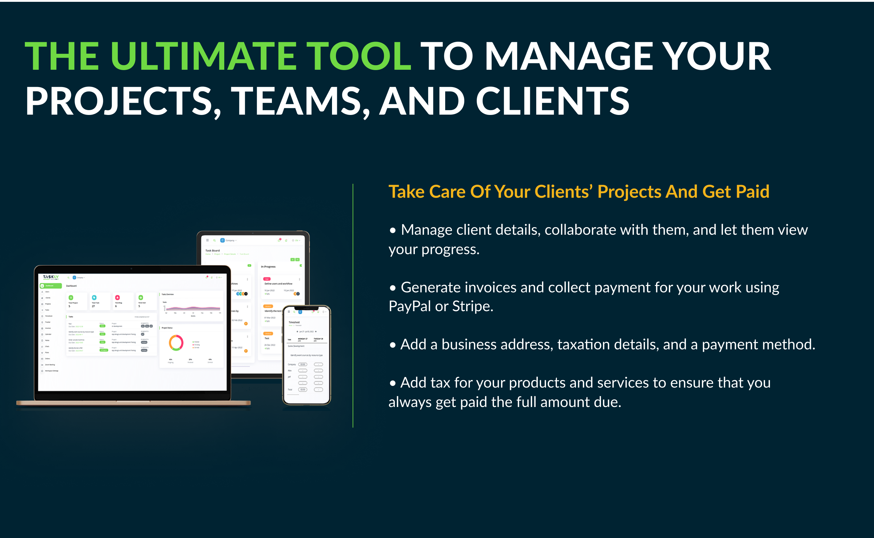 TASKLY – Project Management Tool - 11